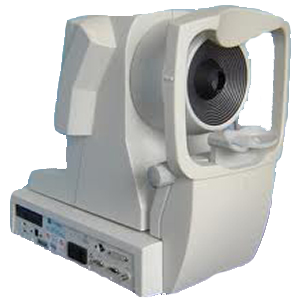 300 Corneal Topography RS